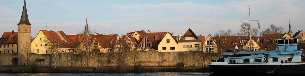 Karlstadt am Main-Foto: RoHo